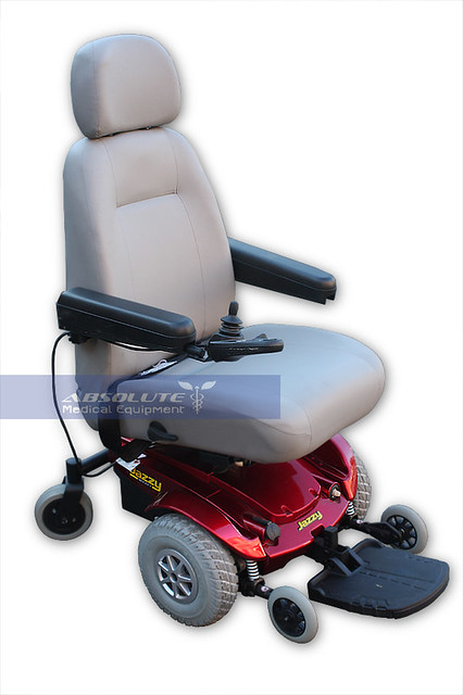 245 Jazzy Select Electric Wheelchair 1 Flickr Photo