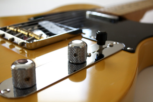 Photo:Fender Telecaster By jboylan67