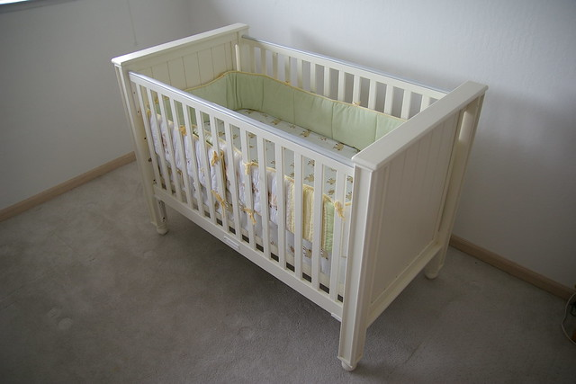 Pottery Barn Thomas Crib -1