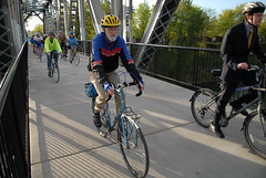 Legislator bike ride at the Oregon Bike Summit-30
