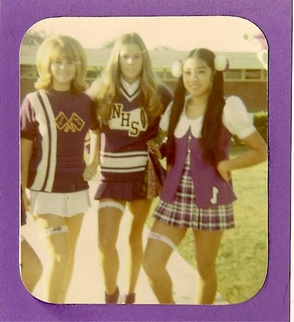 Cheerleaders, 1970