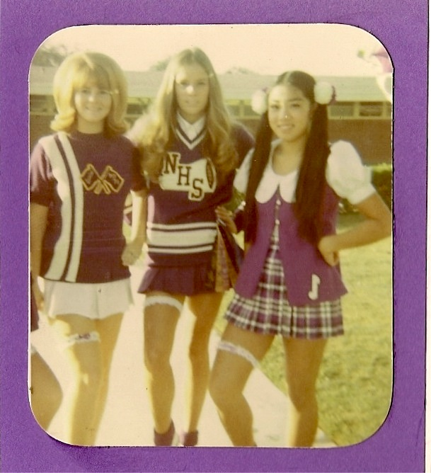Cheerleaders, 1970