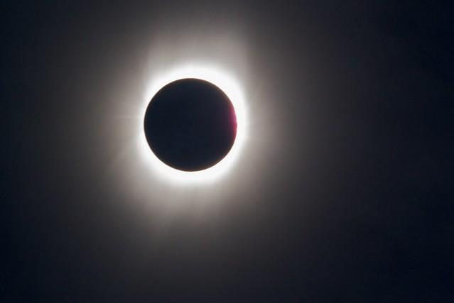 2009 7.22 China Solar Eclipse