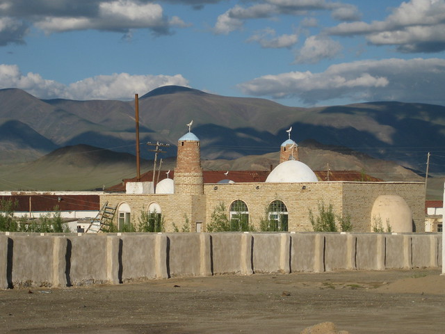 Interviewing in Mosques in Rural Mongolia