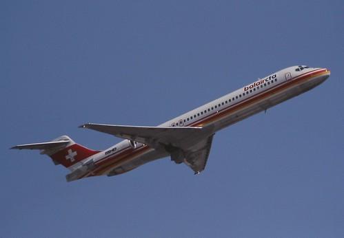 Balair CTA McDonnell Douglas MD-87