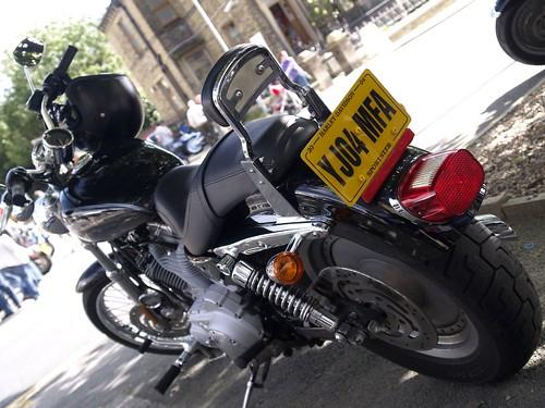 Harley-Davidson Sportster Motorbikes - 2004