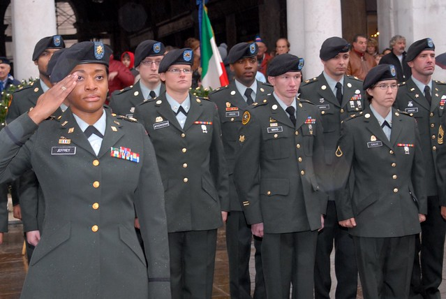 Italian Armed Forces Day Commemoration - 4 November 2009 - Vicenza, Italy