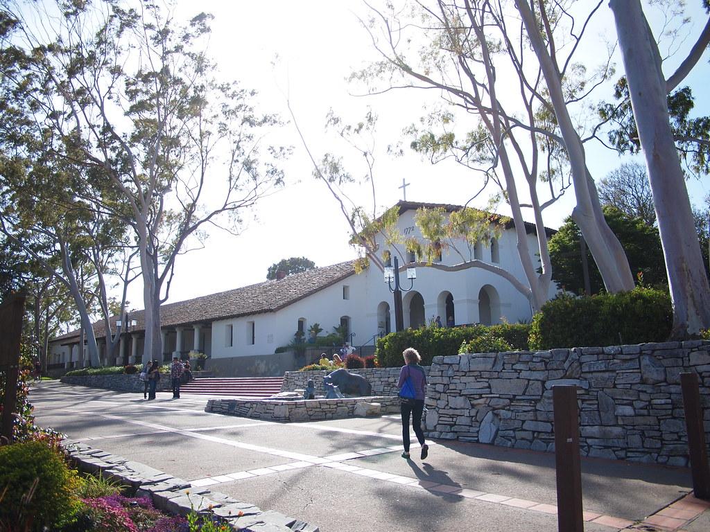 Old Mission San Luis Obisp