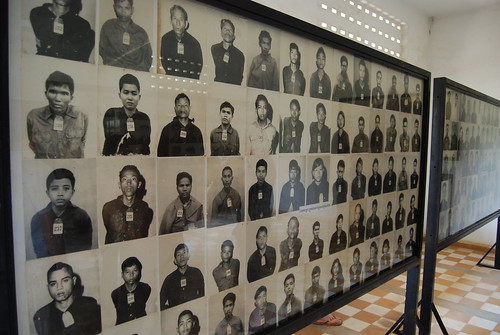 Paul Mannix's photo of victims of the Khmer Rouge