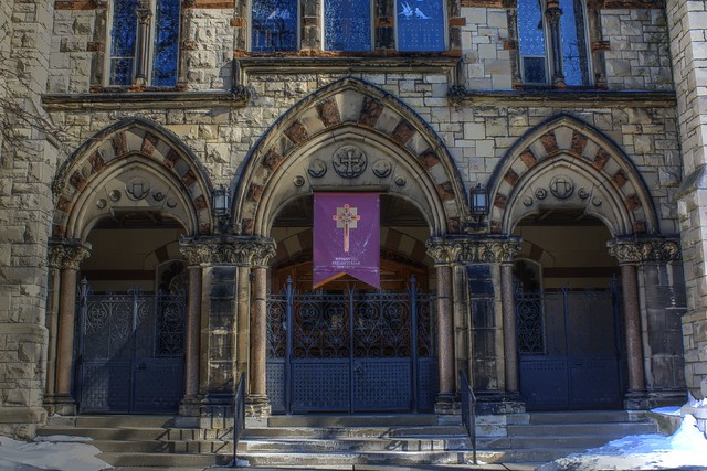 Immanuel Presbyterian doors