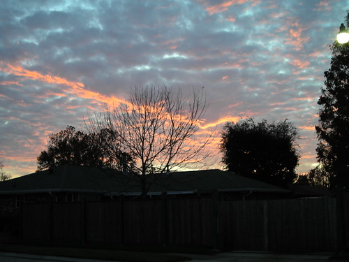 winter light sunset color weather clouds evening louisiana