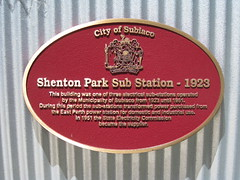 Photo of Red plaque № 6508