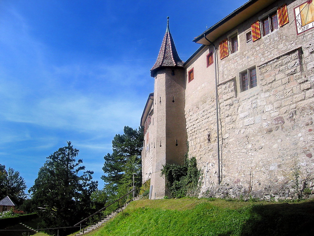 Castle Kyburg