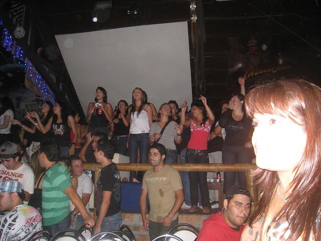 Ladies night at Babylon Discoteca