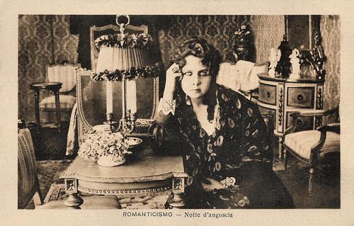 Helena Makowska in Romanticismo