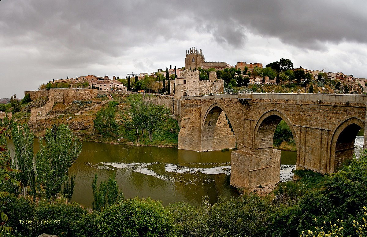 Puente San Martin Toledo Puente de San Martin Toledo