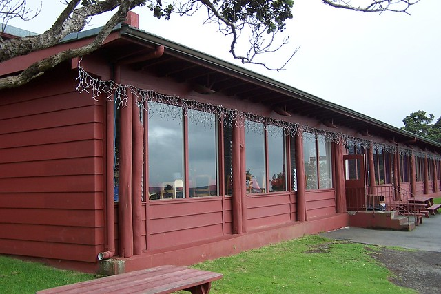 Volcano >> Volcano House Dining Room - Outside View | Flickr - Photo ...