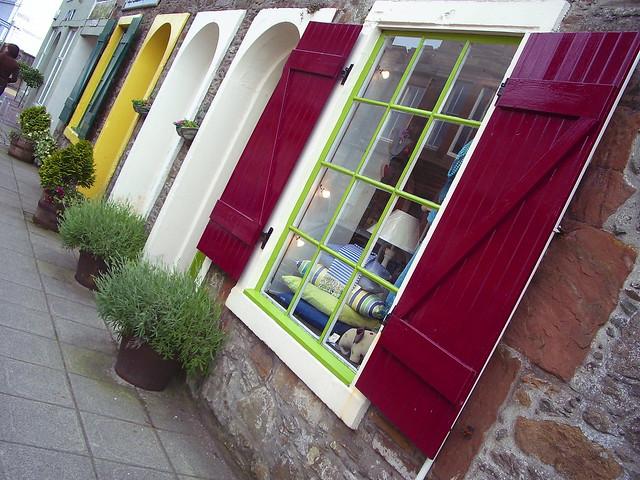Colourful Kirkcudbright 2...