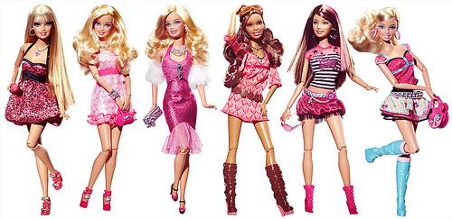 Barbie®Fashionistas™