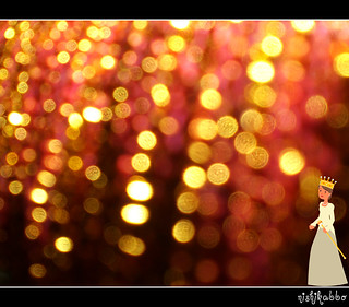 My sweet bokeh world :)
