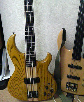 Photo:FRETTED BASS John Taylor model By ttanabe
