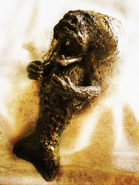 Minnie The Midget Mermaid