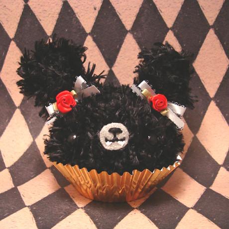 Amigurumi Cupcake Bunny : Amigurumi Vampire Bunny Rabbit Cupcake Flickr - Photo ...