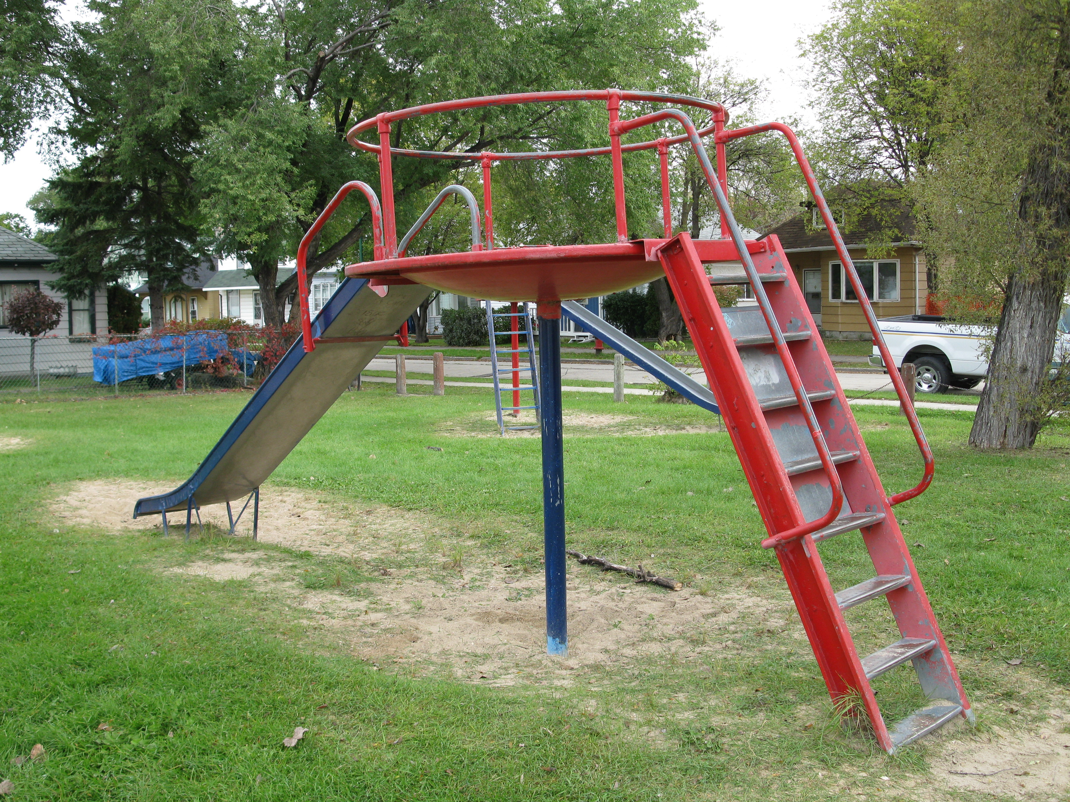 1000 images about old playground equipment on pinterest for Playground equipment ideas