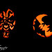 Darth Maul and bat-in-a-moon