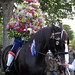 The Garland King, Castelton Garland day 2011 by somewhereintheworldtoday