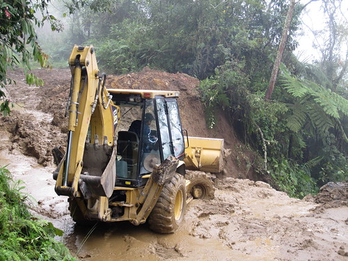 Road Maintenance, Colombian Style