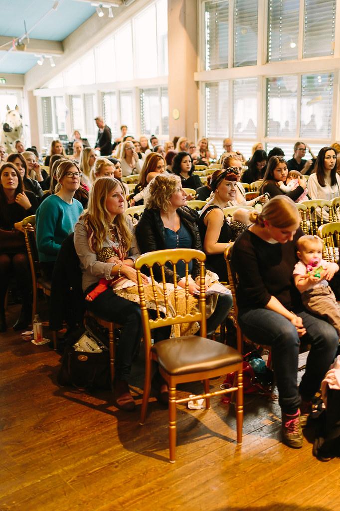 Loppi event Gravid & Baby på Junibacken