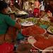 Nam Pan Market Stand - Inle Lake, Burma