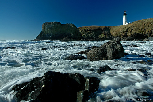 Yaquina Head Seascape