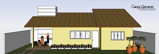 Edículas - Galeria de Projetos - Projetos de Casas