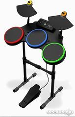 furniture(0.0), bass drum(0.0), table(0.0), cartoon(0.0), chair(0.0), illustration(0.0), sitting(0.0), skin-head percussion instrument(0.0), percussion(1.0), electronic drum(1.0), drums(1.0), drum(1.0), electronic instrument(1.0),