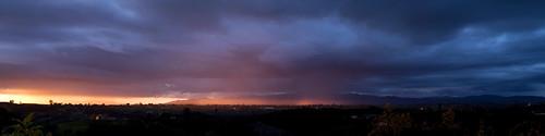 california sunset camp panorama storm rain weather sandiego olympus pendleton february 70300mm zuiko fallbrook northcounty e500 1442mm