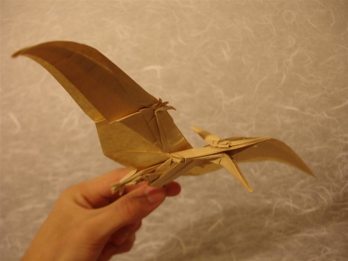 Redpath Pteranodon