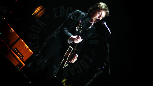Sir Paul McCartney - Coachella 2009