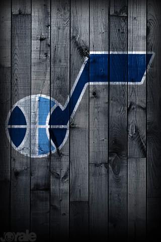 Utah Jazz I Phone Wallpaper