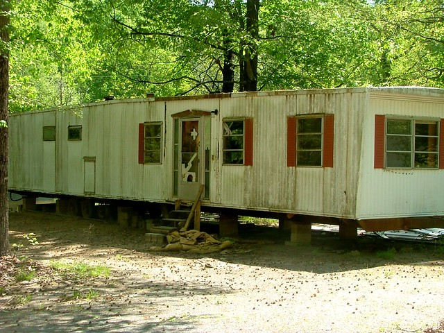 Mobile Home, In Desperate Need Of A Bath & Outpatient Surgery, Saline County AR