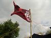 ACDC Flagge, ganz wichtig!