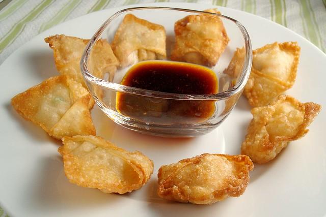 Fried Shrimp Wontons | Flickr - Photo Sharing!