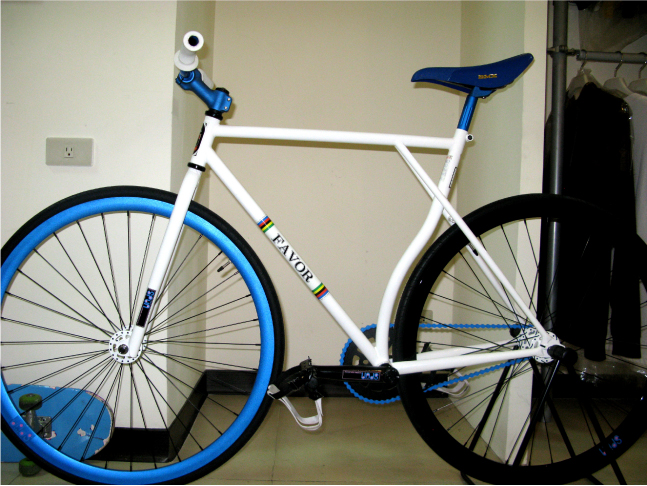 Favor Bikes Spun Fixie Bike A Photo On Flickriver