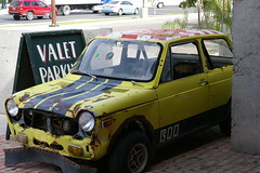 automobile, supermini, vehicle, autobianchi a112, subcompact car, city car, antique car, sedan, land vehicle,