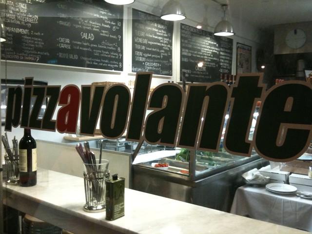 Pizza Volante - Design District