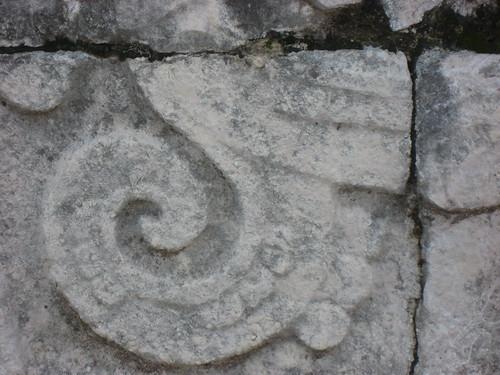 Chichen Itza Roundel