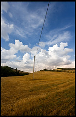Toscana agosto 2009