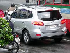 Hyundai Santa Fe in Bangkok