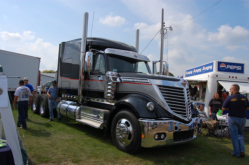 International Lonestar Harley Davidson Edition Semi